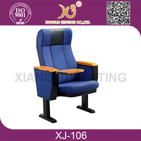 hot-sale unexpensive home theater seating Auditorium Furniture chair concert hall chair
