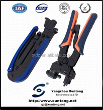 Network Cable used crimping tool for rj45 keystone jack