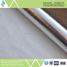 Perforated Aluminium PE Woven Fabric