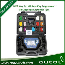 The Key Pro M8 Best Auto Key Programmer support online update and very easy to operate