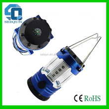 Quality updated camping lantern with cellphone charger