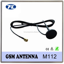 10 feet magnet base UMTS/GSM 3G whip antenna connector customized