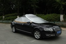 High quality spire half covers isolation uv car cover