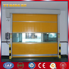 Multifunctional YQRD0101 metal roofing glass door warehouse canopy for wholesales