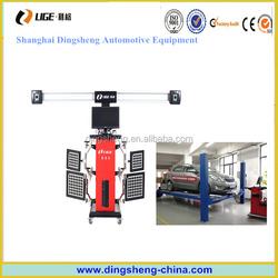 workshop machines 3D wheel alignment