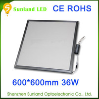 Competitive price CE ROHS 36W china wholesale hot sale round led panel light 600mm