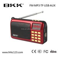 2015 good sound mp3 music player(B820)