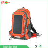 Travel Mobile Charger Bag/Solar Hiking Bag With 6.5w Solar Panel