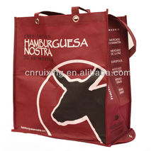 2014 foldable reusable shopping bags with logo