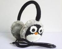 7 years rich OEM experience winter warm earmuff headphone for christmal gift