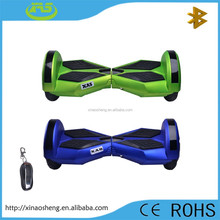 8 inch Bluetooth music 36v, 4400mah, two wheel electric mobility scooter,self- balancing mini scooter electric drift scooter