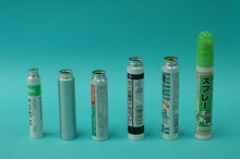 High quality aluminium can aerosol spray case 20mm made in Japan