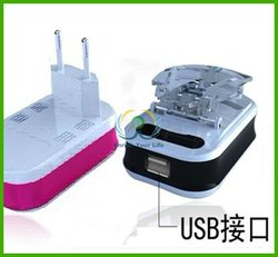 universal usb charger travel cell phone