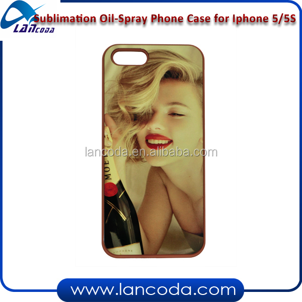 New Sublimation Case for iphone5
