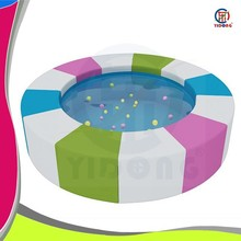 Electric Soft Play Round Water Bed from Yidong item YD5317