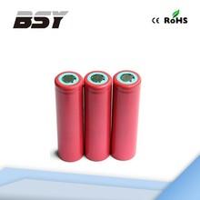 Sanyo 18650FM battery UR 18650FM 2600mAh 3.7v rechargeable battery for e cigarette
