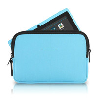 neoprene laptop sleeve case bag cover fit for 7 inch tablets Mini Ipad