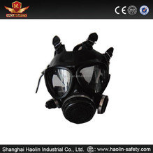 china good sale Military Gas Mask with silicon material