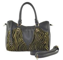 Italian Hot Sale Ladies PU Leather Handbag / shoulder bag CC42-164