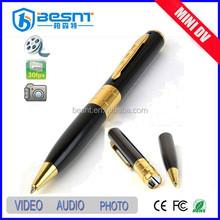 High Definition Hidden Camera Support Video Audio Record wireless video pen camera infrared (BS-723)