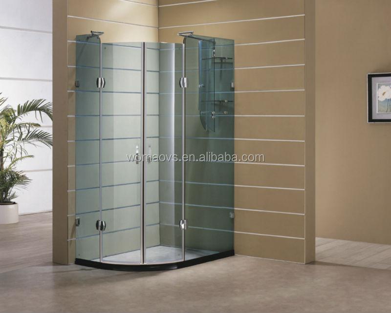 Badkamer Showroom Woerden ~ Y110 8mm gehard glazen schuifdeur bad met douche scherm voor