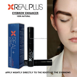 2016 new business ideas feg factory produce new brand Real+ eyebrow extension kit