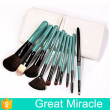 Beautiful design cosmetic brush face cleaning brush necessary for girls