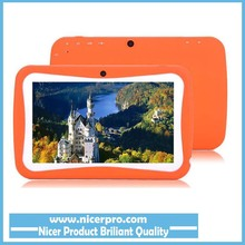 Kid Tablet PC Pad with Silicone Case