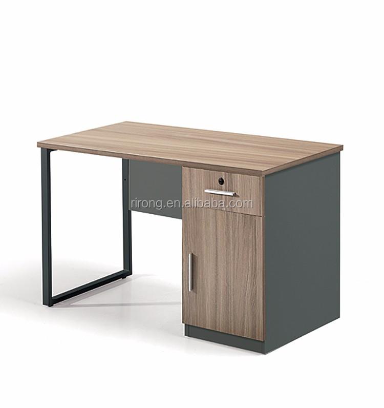현대 사무용 가구 금속 사무실 컴퓨터 테이블 잠금 서랍 캐비닛 ...