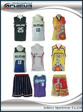 custom sublimated Mens Basketball Jerseys college apparel team basketball jersey