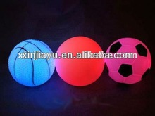 Special children's educational toys baby glitter crystal magic ball bouncing ball bouncing ball bouncing ball luminous