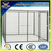 China Factory supply Removable outdoor metal dog runs fence panels