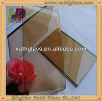 6-10mm tinted float glass, electric tinting glass, tinted glass doors