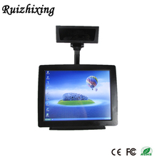 Direct factory price High Configuration wifi pos billing machine all in one