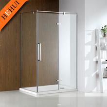 Hh025 prefabricada baño ducha precio para para duchas y puerta corredera de ducha