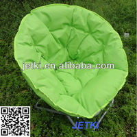 outdoor travel metal folding garden planet chair