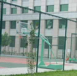 China factory offer different size of dog kennel of chain link fence
