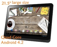 21.5 inches large screen tablet pc