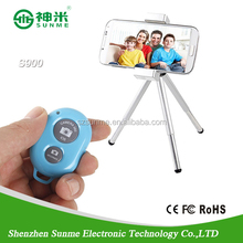 bluetooth remote shutter for ios android smart phone selfie stick remote shutter