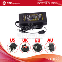 DC 5V 8A 40W LED Power Supply Switching Adapter AC100-240V AC to DC For WS2812B WS2811 LPD8806 WS2801 LED Strip Light