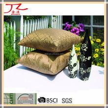 luxury european classical style sofa decorative jacquard hotel cushion/pillow cover