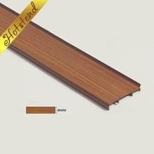 Floor accessories waterproof material high quality metal baseboard