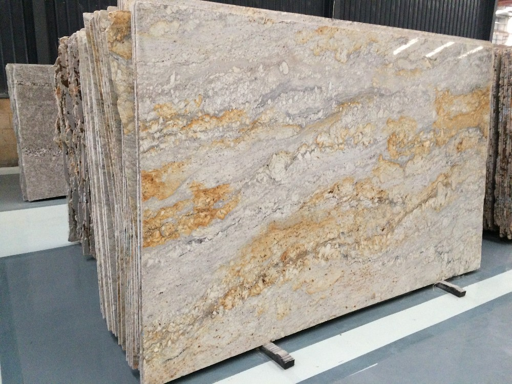 Antique White Granite With Gold Veins Buy White Granite