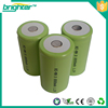 hot selling products rechargeable battery d cell nimh batteries