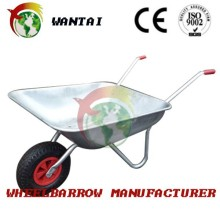 WB4024A brand names for cement garden china HIGH QUALITY tools concrete WANTAI building construction wheel barrow