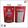 Stand up turtel fish food bags/fish food bags