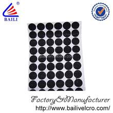 2015 Eco-Friendly Self-Adhesive and Dots Shape adhesive velcro