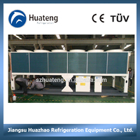 Customized commercial display chiller