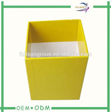 branded cheap paper candle box