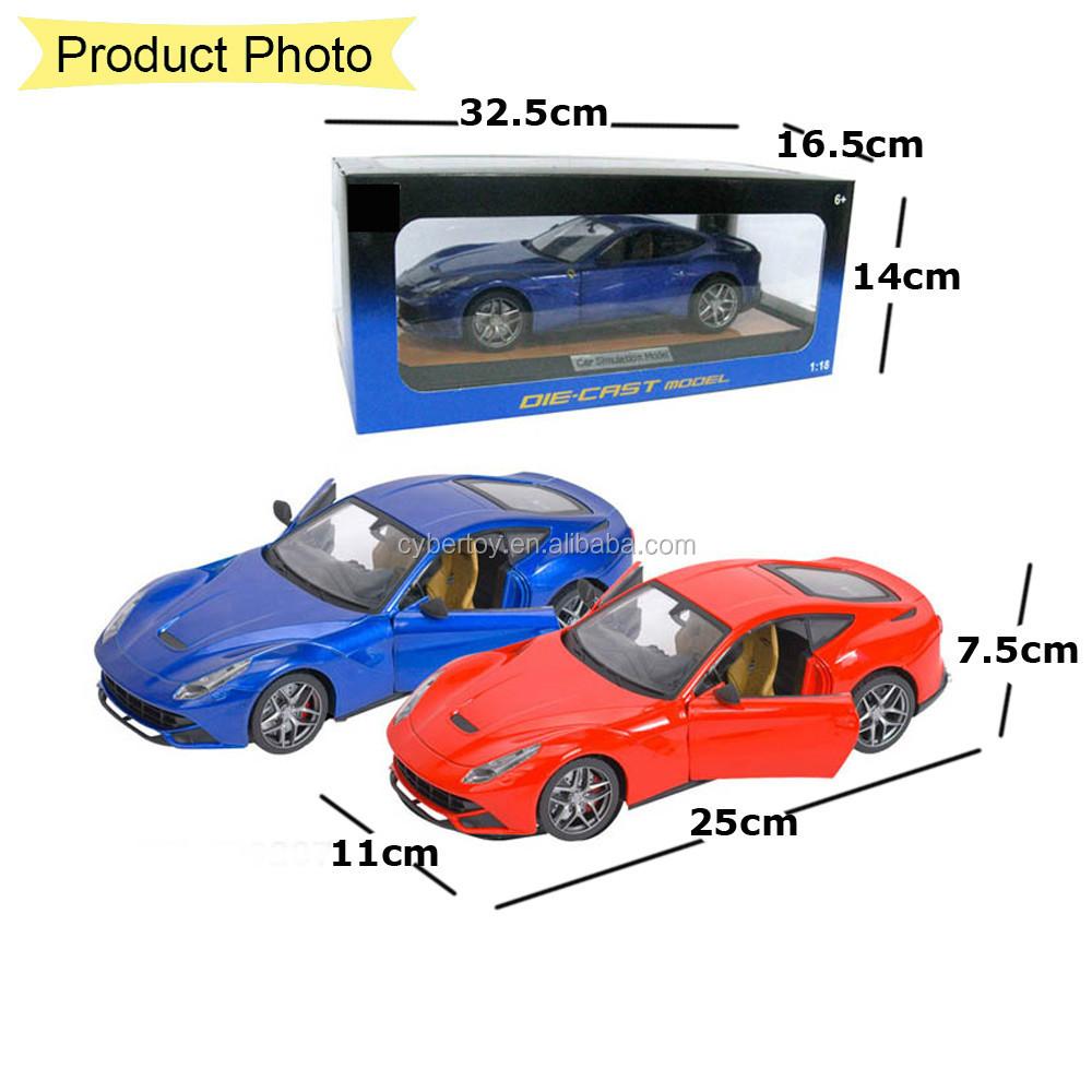 Diecast Metal Cars 1 18 Diecast Metal Model Car